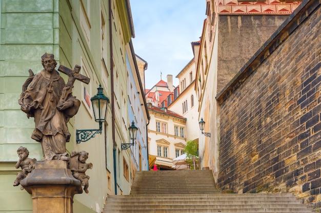 Mala strana in prag, tschechische republik