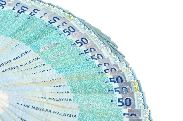 Malaysia ringgit note hintergrund