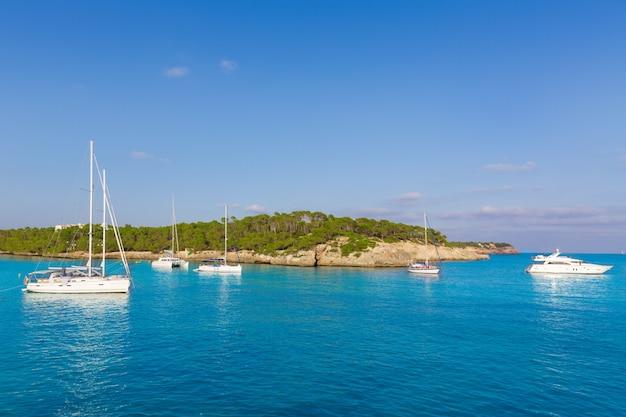 Mallorca samarador strand amarador in mondrago