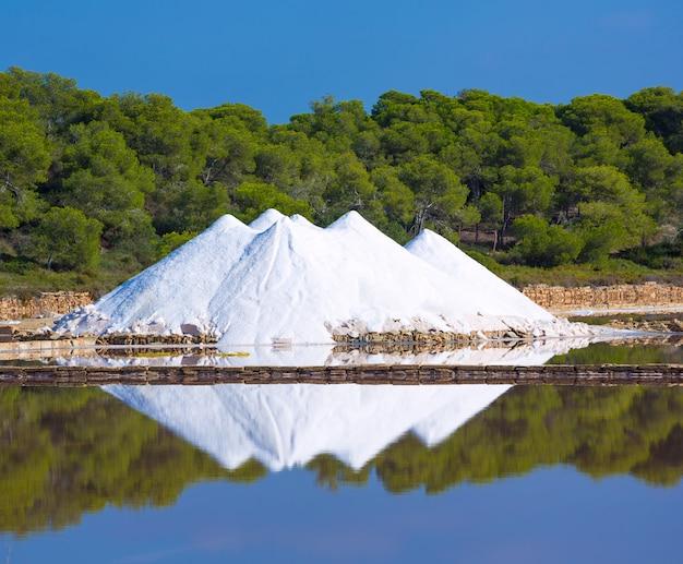 Mallorca ses salines es trenc salinen von estrenc