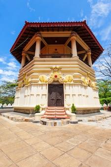 Malwathu maha viharaya tempel