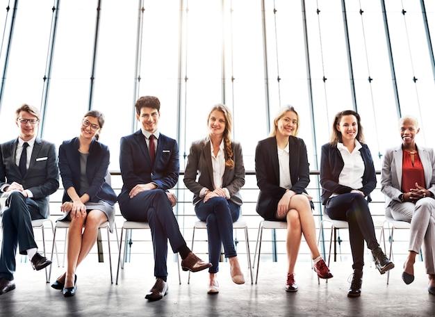 Management-karriere-erfolgs-gelegenheits-konzept