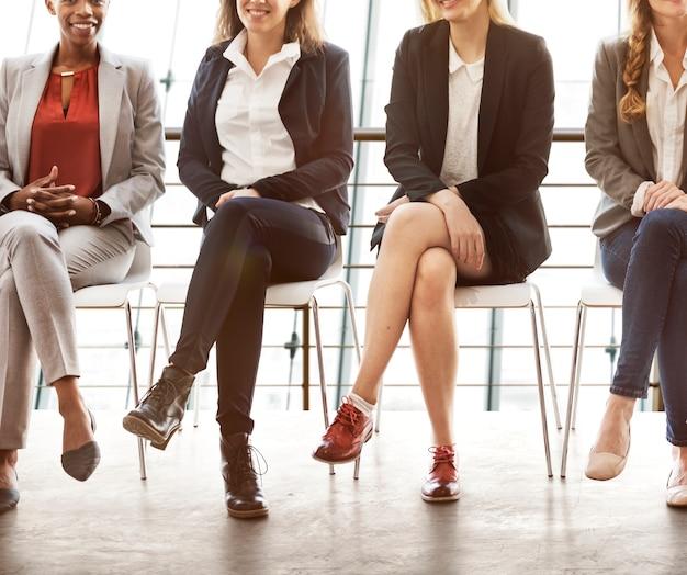 Management-karriere-leistungs-gelegenheits-konzept