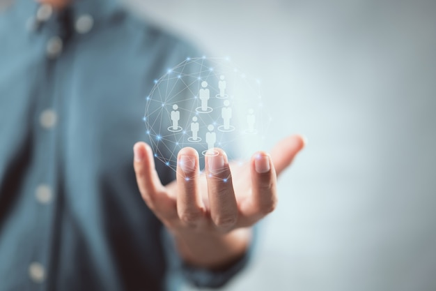 Management und human resources sind zwei begriffe, die oft synonym verwendet werden