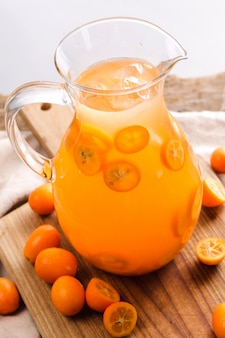 Mandarinensaft