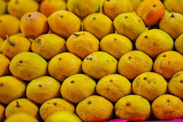 Mangofruchtladen