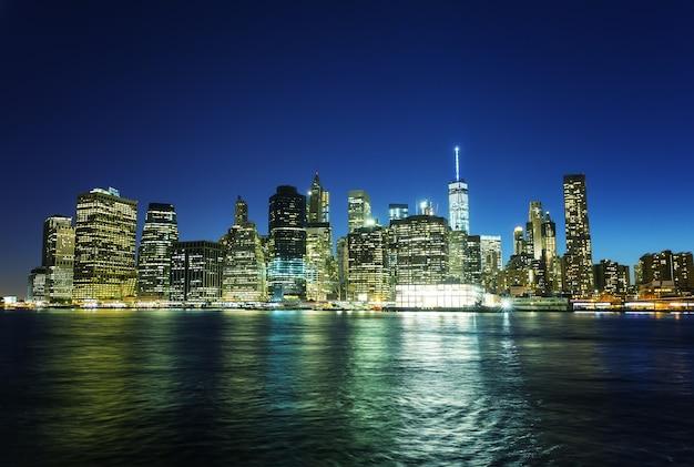 Manhattan blick