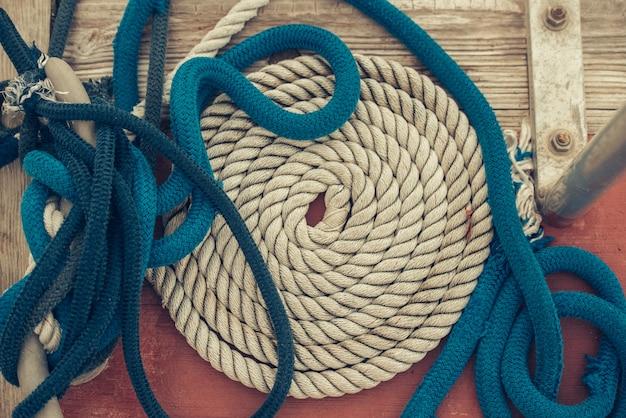Marine seil