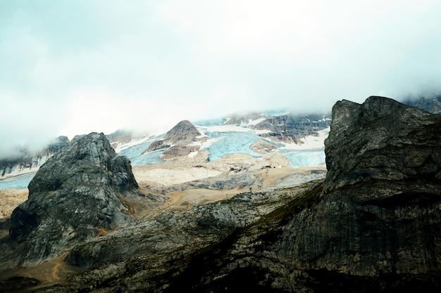 Marmolada-gletscher