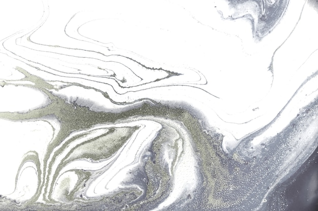 Marmor abstrakte acryl heller hintergrund natur grau kunstwerk textur