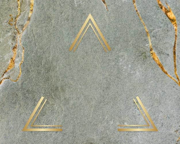 Marmor strukturierter hintergrundrahmen