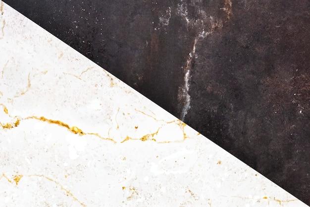 Marmor und konkreter hintergrund