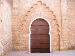 Marokkanische tor