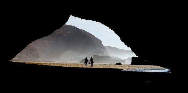 Marokkanischer teil der atlantikküste