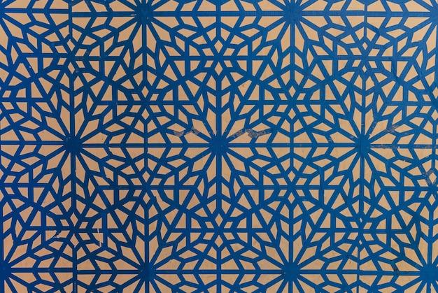 Marokko fliesen hintergrund