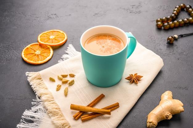 Masala chai tee