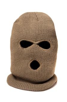 Maske auf kopf sturmhaube