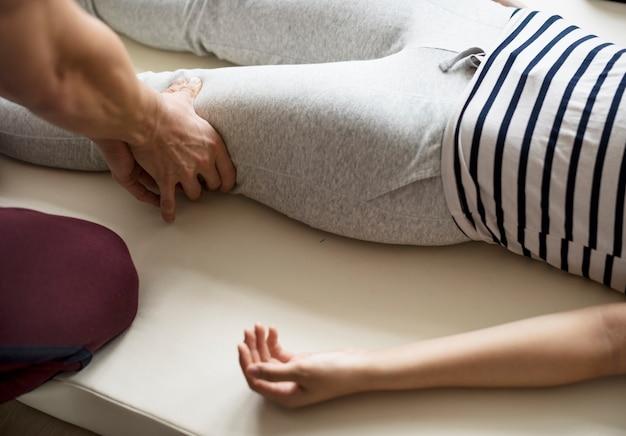 Massage-therapie-gruppenkurs