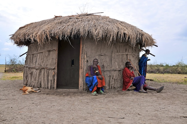 Massai-haus