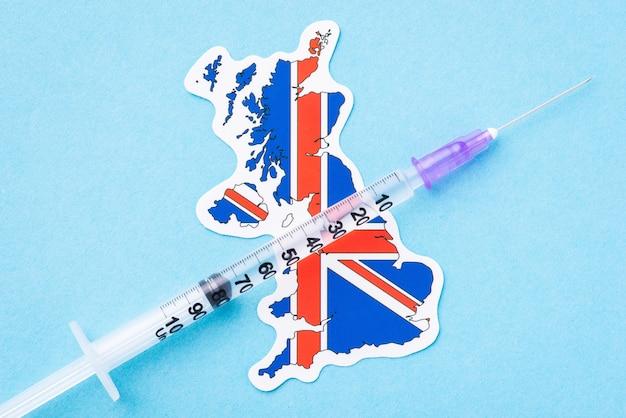 Massive impfung in großbritannien