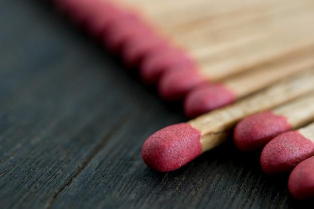 Match, das sich von match-führungskonzept, individualitätskonzept abhebt.