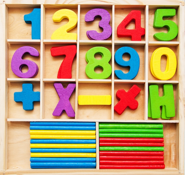 Mathe-kinderspiel