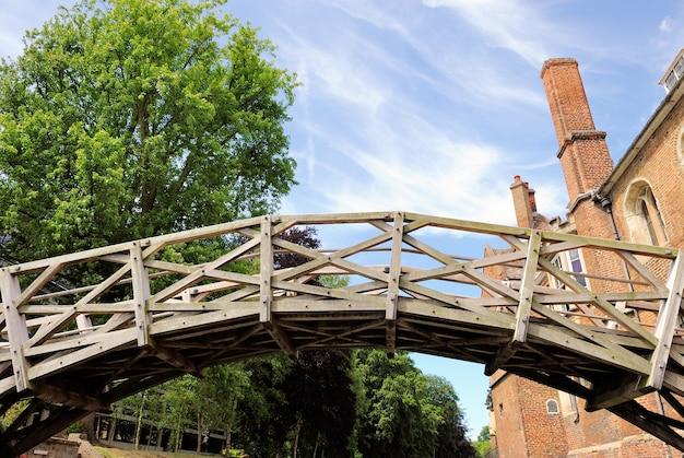 Mathematisches bridge queens college, cambridge, england