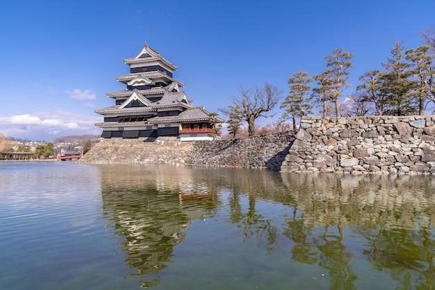Matsumoto-schloss japan