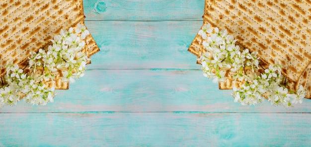 Matzoh jüdischer feiertag von matza pessach haggada