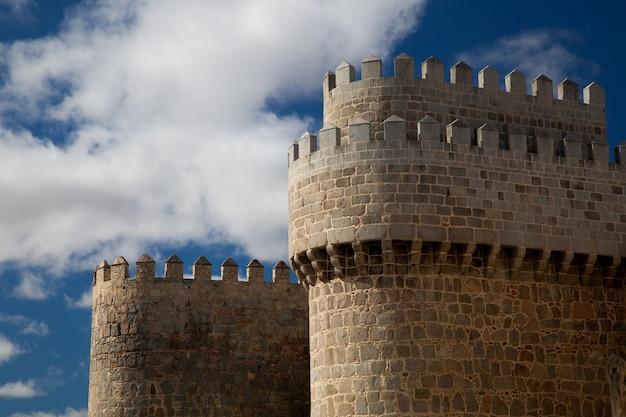Mauern von avila