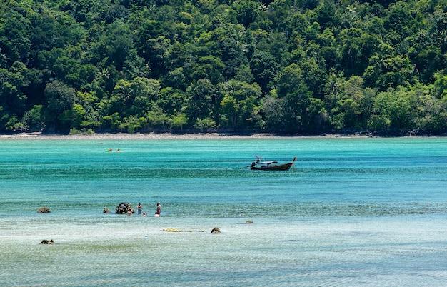 Mayabucht phi phi leh-insel, krabi thailand