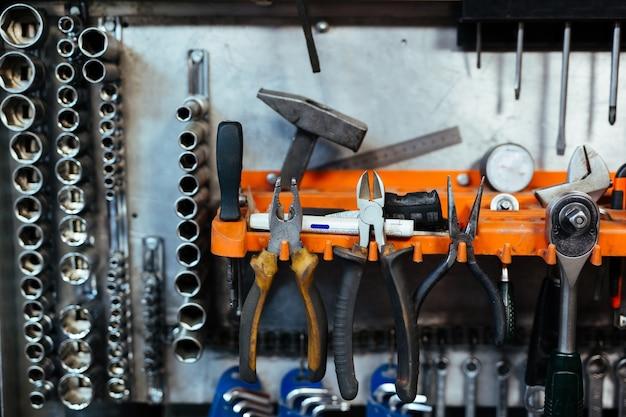 Mechanik-werkzeuge