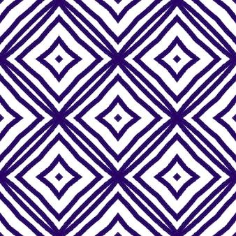 Medaillon nahtlose muster. lila symmetrischer kaleidoskophintergrund. aquarell medaillon nahtlose fliese. textilfertiger hervorragender druck, badebekleidungsstoff, tapete, verpackung.