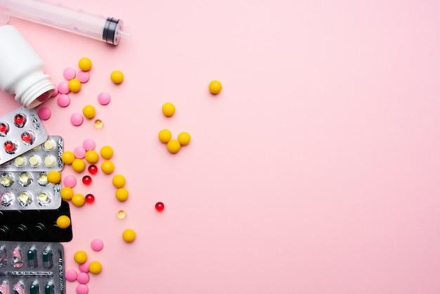 Medizin gesundheitsbehandlung pharmazeutische medizin