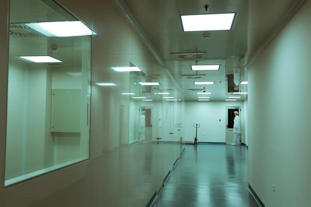 Medizin- und drogenfabrik