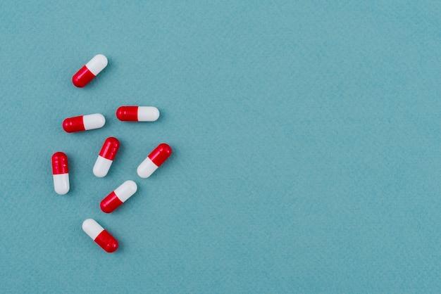 Medizinische behandlung mit pillen
