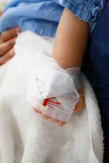 Medizinische geräte zur punktion der blutgefäße.
