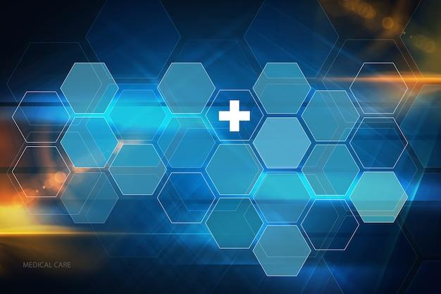 Medizinischer abstrakter hintergrund abstrakter hintergrund
