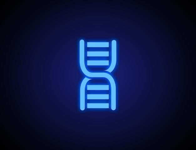 Medizinisches symbol auf abstraktem hintergrund