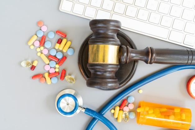 Medizinrechtliches konzept