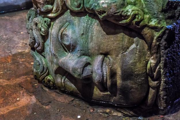 Medusa, basilikazisterne istanbul