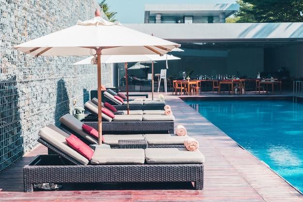 Meer blau deck-lounge