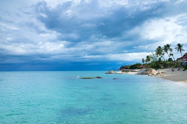 Meer des strandes karibikmeer