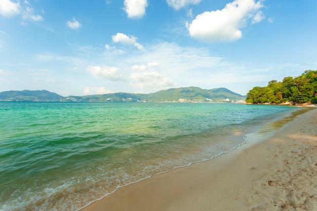 Meer. tropisches paradies.
