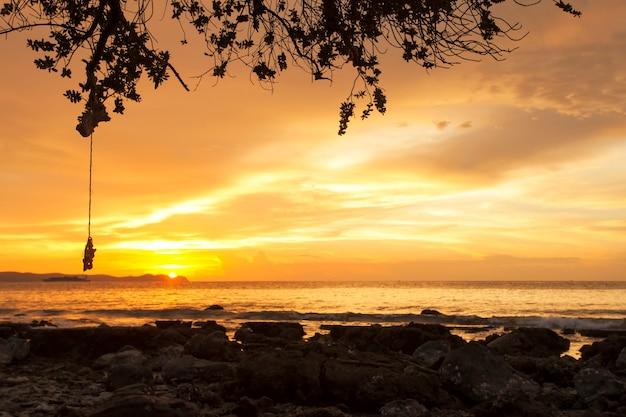 Meerblick in thailand