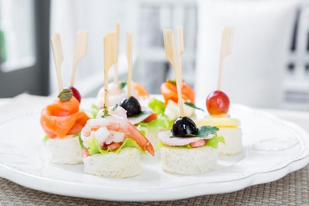 Meeresfrüchte-cocktail