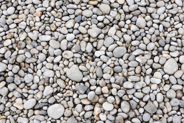 Meeressteine kieselsteine nautischer hintergrund texturnaturhintergrund aus meereskieseln