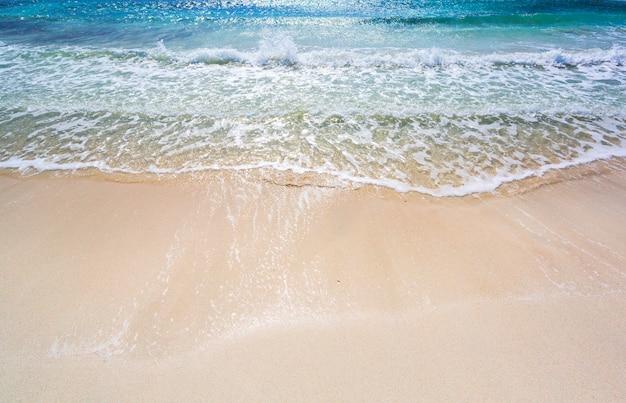 Meeresstrand sand