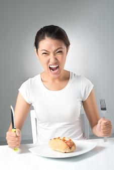 Mehr essen!