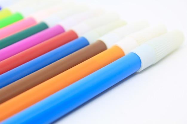 Mehrfarbenmarkierung getrennt